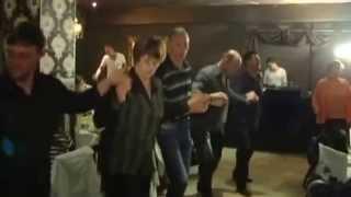 Radostina Kaneva,Kristian Aleksandrov,Gamzata,Ivo Gugutkat andCvetelina Grahich of party in Sliven