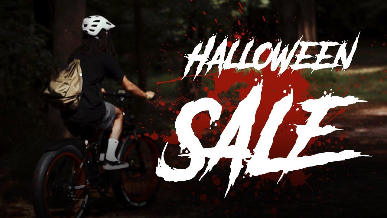 Cyrusher XF800 Halloween Sale