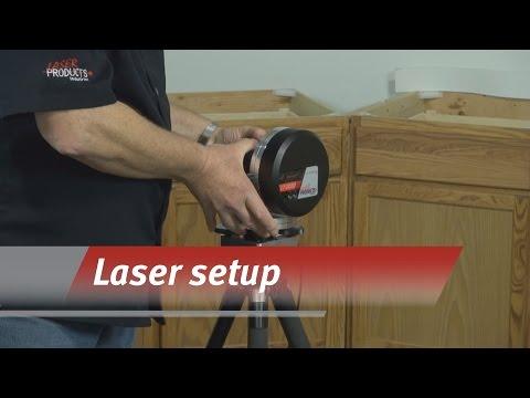 LT-2D3D - Laser Setup