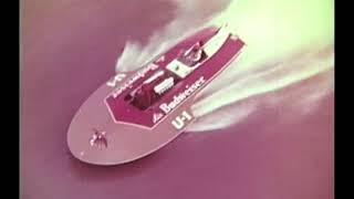 1971 Dallas Miss Budweiser Unlimited Hydroplane Video