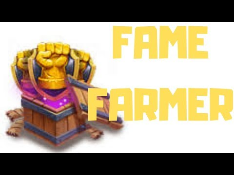 Fame | How To Get Fame | In This Game | Castle Clash
