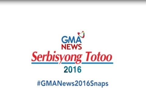 #GMANews2016Snaps: GMA News and Public Affairs Yearender Video