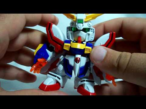 Gundam Review: SD God Gundam