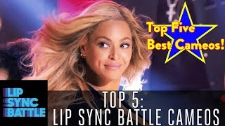 Top 5 Lip Sync Battle Cameos | Lip Sync Battle