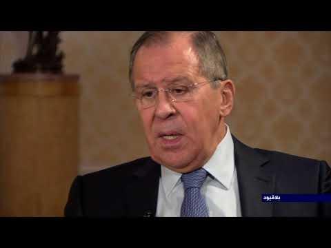 -هارد توك- مع وزير الخارجية الروسي سيرغي لافروف  - نشر قبل 1 ساعة