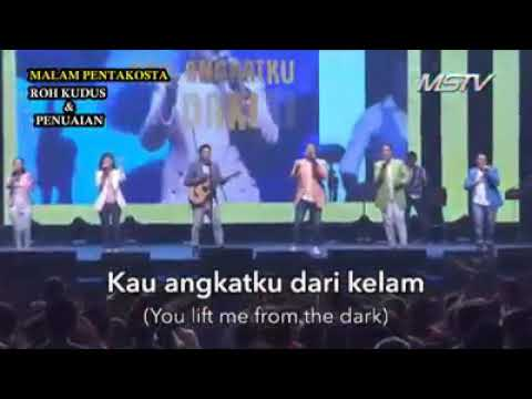 Tertawa (HalleluYah) Puji & Sembah Tuhan Maha Berkuasa 🥰 (Malam Pentakosta) Roh Kudus & Penuaian 14