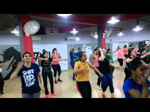 Zumba Fitness @ Zink Fitness Studio