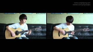 Sungha Jung) On A Brisk Day   Sungha Jung Acoustic Tabs Guitar Pro 6