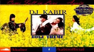 DDLJ THEME DJ KABIR #20YearsofDDLJ