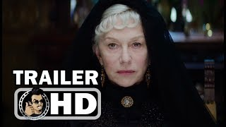 WINCHESTER: THE HOUSE THAT GHOSTS BUILT Teaser Trailer (2017) Helen Mirren Horror Movie HD