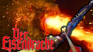 100+ HIGH ROUND ATTEMPT - Der Eisendrache Black Ops 3 Zombies Gameplay (BO3 Zombies)