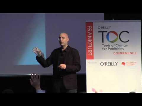 KEYNOTE Mitch Joel at the TOC Frankfurt 2011