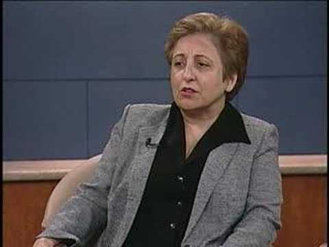 Conversations with History: Shirin Ebadi