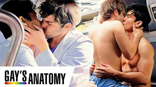 LEO: Levi and Nico Part 4 (When a Doctor Loves an Intern/ Stormy Gay Kisses 1080p HD)