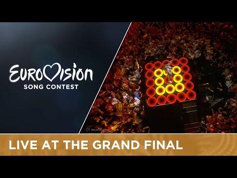 "Belgium: Blanche ""City Lights"" semi-final 1 dress rehearsal @ Eurovision 2017"