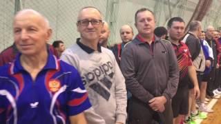 Костомукша 2016 Настольный Теннис
