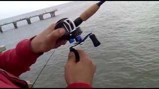Light Tackle Texas Bull Red