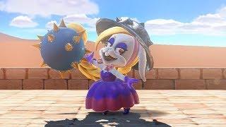 Super Mario Odyssey - Playthrough Part 2: Sand Kingdom