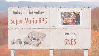 Super Mario RPG (SNES) - Part 6 | The Video Game Valley (Stream VOD)