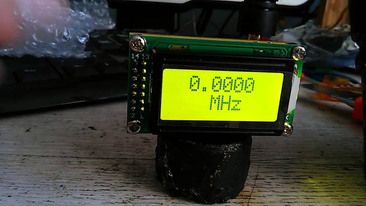частотомер на 1 ггц схема