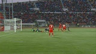 Красноярский Енисей в первом стыковом матче обыграл тульский Арсенал