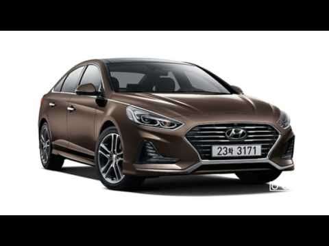 [FUCKING AWESOME] 2018 Hyundai Sonata South Korea Spec