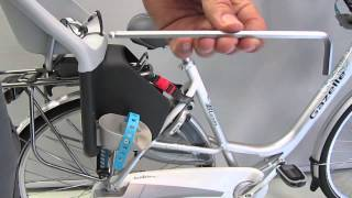 Instructievideo Gazelle Bloom moederfiets - Ronald Schot