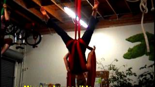 Aerial Conditioning vs. Aerial Skills - March 7, 2012
