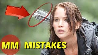 Repeat youtube video 10 MISTAKES in The Hunger Games - The Hunger Games Movie MISTAKES