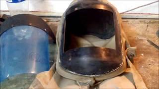 костюм для пескоструйщика своими руками из ОЗК исварочной маски(, 2018-01-02T18:31:10.000Z)