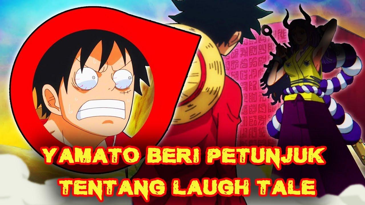 "REVIEW OP 984 !! Luffy Semakin Mudah ""MENEMUKAN LAUGH TALE"" Buku Oden Ada Pada Yamato ( One Piece )"