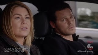 Meredith, Alex, and Maggie to the Rescue Sneak Peek - Grey's Anatomy