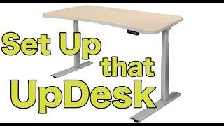 UpDesk Setup