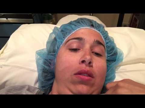 Surrogate Embryo Transfer~Inside The Transfer Room