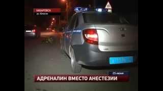 168 МотоДТП в Хабаровске - 25.06.14 Sonik & Escudo