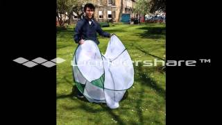How to fold up your Speed Tent Mosquito Net
