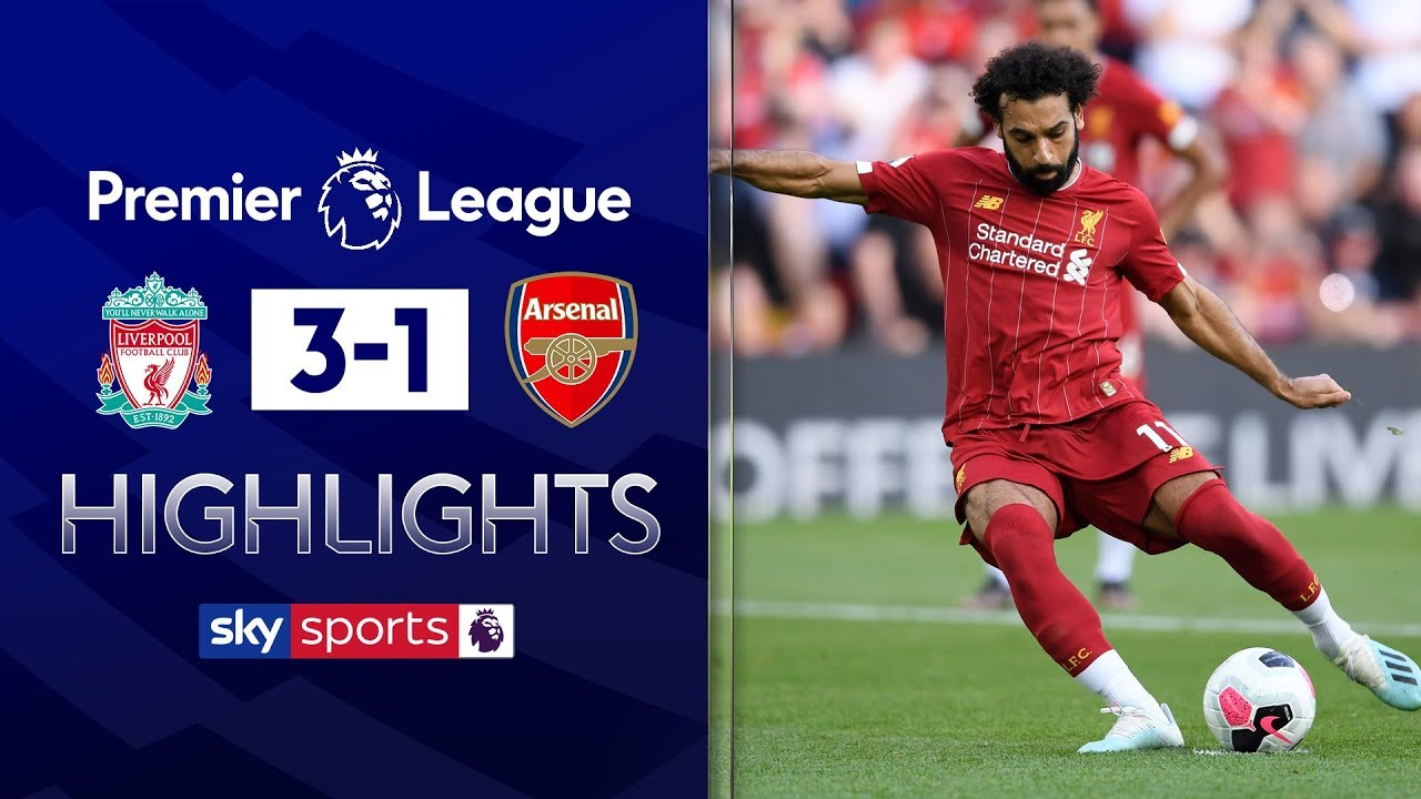 HIGHLIGHTS | Liverpool 3-1 Arsenal | Premier League | 24th August 2019
