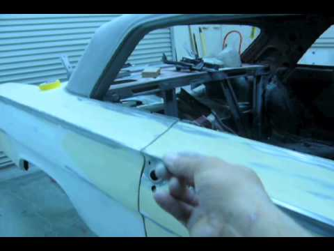 Episode 40/ Panel Alignment/ 1962 Impala