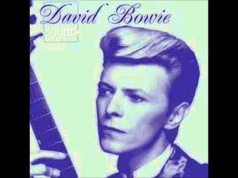 David Bowie - Its Hard To Be A Saint In The City