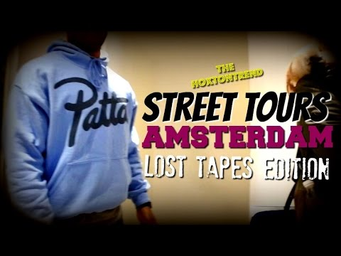 AMSTERDAM STREET TOURS | THE LOST TAPES