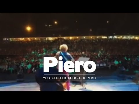 PIERO en Nacimiento [Tour Chile 2015] ®