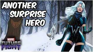 White Fox Sneak Peek! How Strong Will She Be? - Marvel Future Fight
