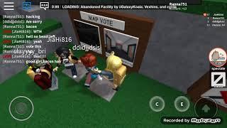 Jia Hui killed me!/ Flee the facility (ROBLOX)