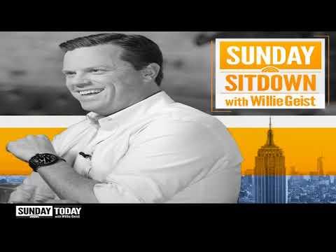 Sunday Sitdown with Willie Geist  Bill Murray