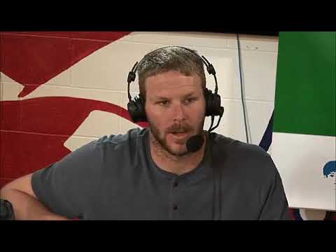 Chris Sale joins OMF at 2017 Jimmy Fund Radio-Telethon