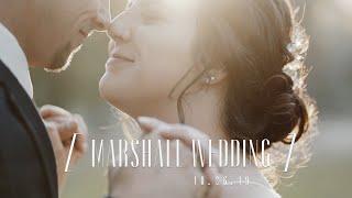 Marshall Wedding | November 2, 2019