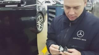 Как открыть двери Mercedes-Benz W222 W217 W205 W213 S-Class GLE E-Class C-Class и так далее.(, 2016-12-03T18:40:45.000Z)