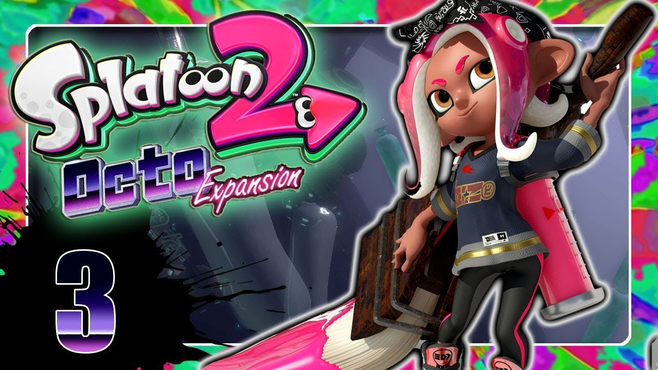 Splatoon 2 Octo Expansion Dlc 3 Ist Es Das Was Ich Denke