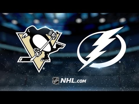 Pittsburgh Penguins vs Tampa Bay Lightning Game #4