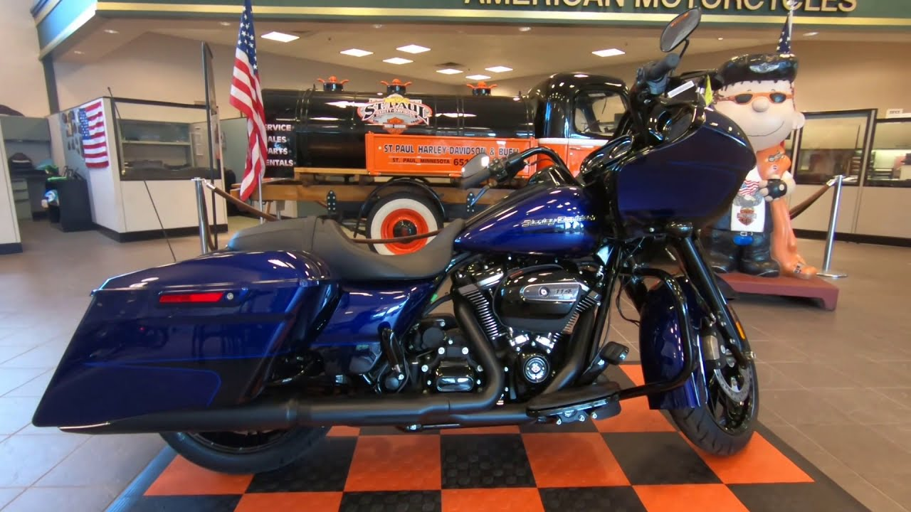 2020 HARLEY-DAVIDSON ROAD GLIDE SPECIAL FLTRXS - New Motorcycle For Sale -  St  Paul, MN